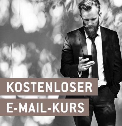 Holen Sie sich jetzt den kostenlosen E-Mail-Kurs